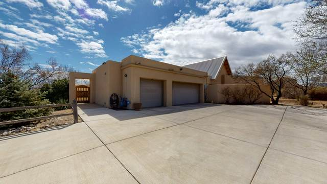 101 Jacob Court, Corrales, NM 87048 (MLS #963485) :: Campbell & Campbell Real Estate Services