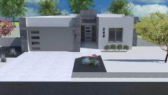 240 Valle Encantado NW, Albuquerque, NM 87107 (MLS #963649) :: Berkshire Hathaway HomeServices Santa Fe Real Estate