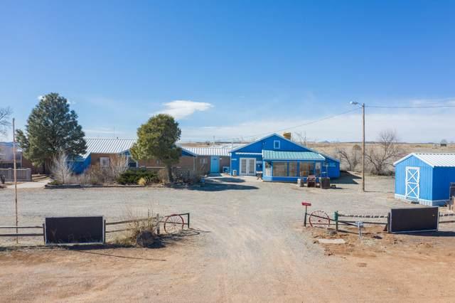 3614 Us Rt 66 Loop, Moriarty, NM 87035 (MLS #963667) :: Berkshire Hathaway HomeServices Santa Fe Real Estate