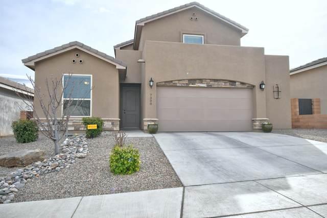 7308 Brentwood Boulevard NE, Albuquerque, NM 87109 (MLS #964392) :: The Buchman Group