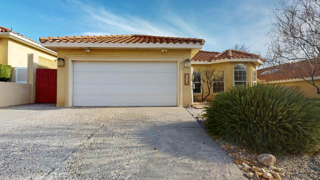 1218 Blue Quail Road NE, Albuquerque, NM 87112 (MLS #964449) :: The Buchman Group
