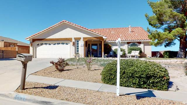 4531 Silver Arrow Drive NW, Albuquerque, NM 87114 (MLS #964484) :: Campbell & Campbell Real Estate Services