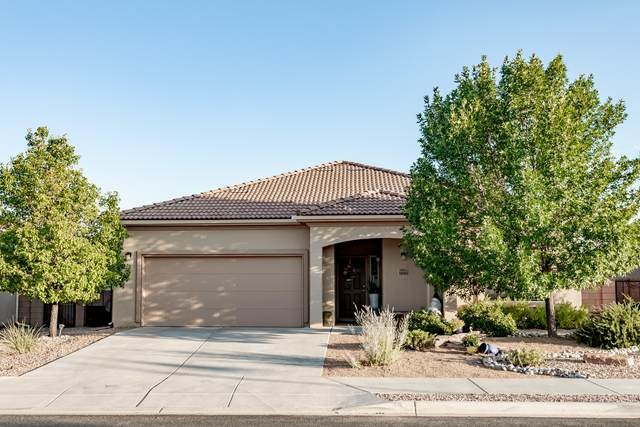 1006 Golden Yarrow Trail, Bernalillo, NM 87004 (MLS #964724) :: The Buchman Group