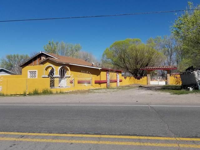 2715 Highway 47, Los Lunas, NM 87031 (MLS #965328) :: Berkshire Hathaway HomeServices Santa Fe Real Estate
