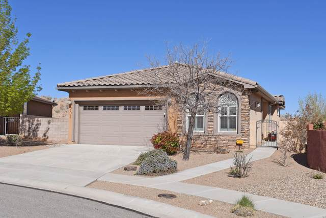 701 Promenade Trail SW, Los Lunas, NM 87031 (MLS #965763) :: Campbell & Campbell Real Estate Services