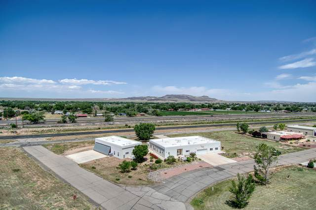 31 Elaine Drive, Los Lunas, NM 87031 (MLS #965899) :: The Buchman Group