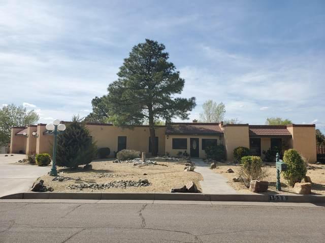 1538 Camino Cerrito SE, Albuquerque, NM 87123 (MLS #965944) :: The Bigelow Team / Red Fox Realty