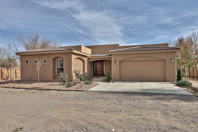 281 Entrada De Los Martinez, Corrales, NM 87048 (MLS #966198) :: Campbell & Campbell Real Estate Services
