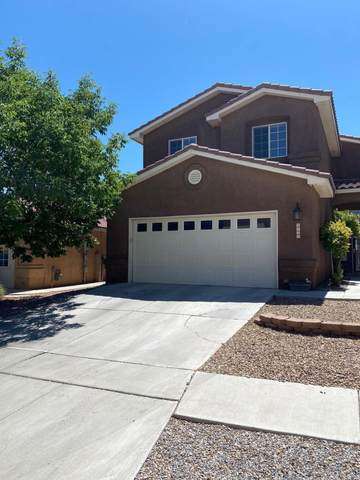 4720 Stafford Place NW, Albuquerque, NM 87120 (MLS #966300) :: Campbell & Campbell Real Estate Services