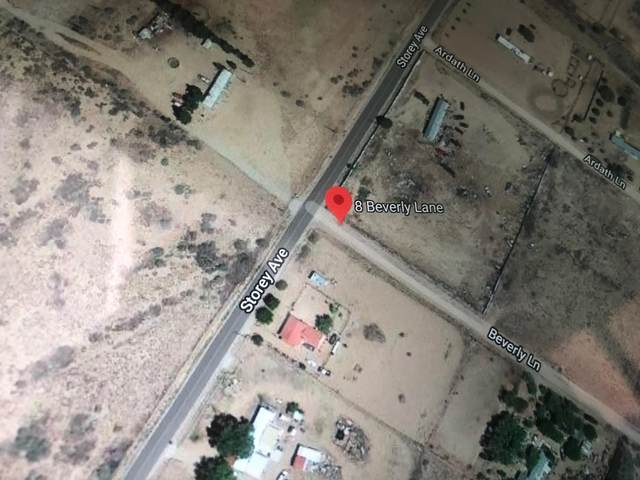 8 Beverly Ln, Belen, NM 87002 (MLS #966445) :: Berkshire Hathaway HomeServices Santa Fe Real Estate