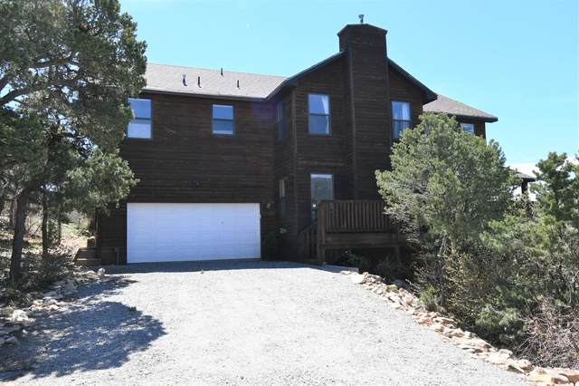 17 Mulberry Loop, Cedar Crest, NM 87008 (MLS #967410) :: Campbell & Campbell Real Estate Services