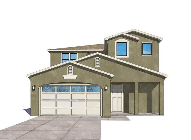 4405 Golden Eagle Loop NE, Rio Rancho, NM 87144 (MLS #967869) :: The Bigelow Team / Red Fox Realty