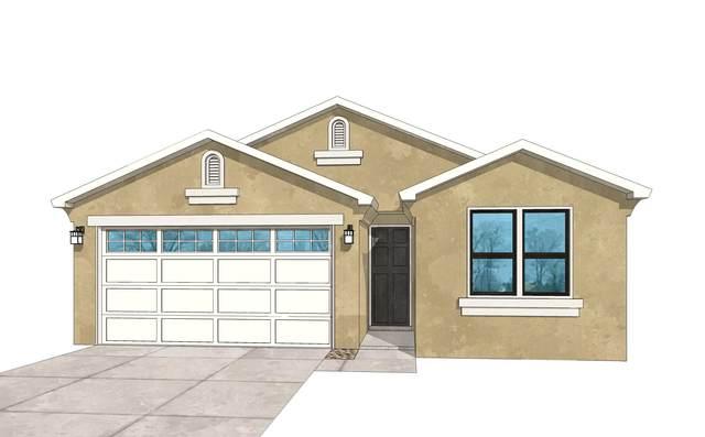 6972 Dusty Drive NE, Rio Rancho, NM 87144 (MLS #967885) :: The Bigelow Team / Red Fox Realty