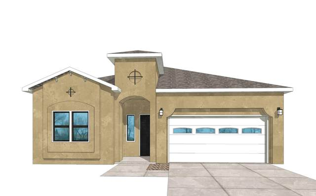 6960 Dusty Drive NE, Rio Rancho, NM 87144 (MLS #967887) :: Campbell & Campbell Real Estate Services