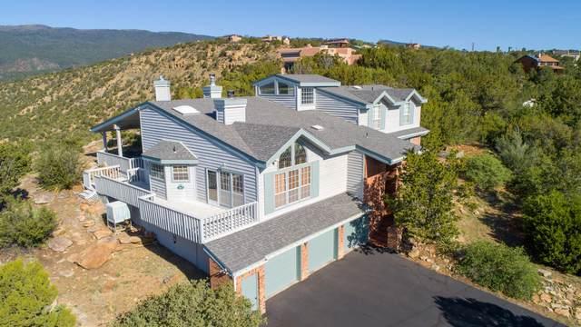18 Boulder Lane, Cedar Crest, NM 87008 (MLS #967903) :: Campbell & Campbell Real Estate Services