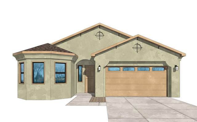 6968 Dusty Drive NE, Rio Rancho, NM 87144 (MLS #967913) :: Campbell & Campbell Real Estate Services