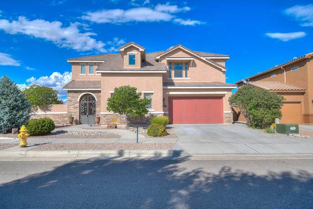 8339 Wild Dunes Avenue NW, Albuquerque, NM 87120 (MLS #968304) :: The Buchman Group