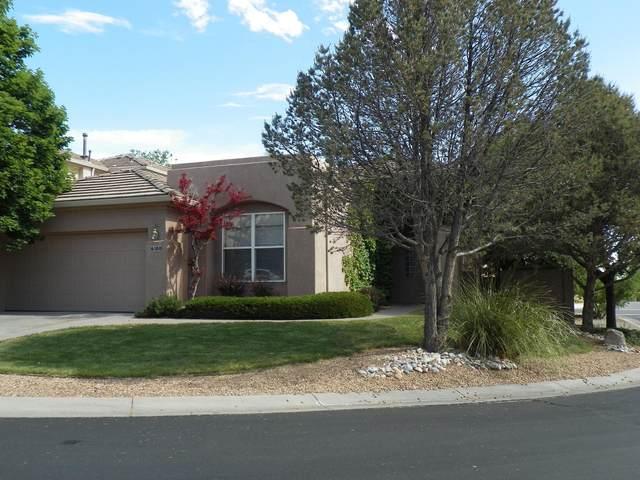 6100 Purple Aster Lane NE, Albuquerque, NM 87111 (MLS #968844) :: The Bigelow Team / Red Fox Realty
