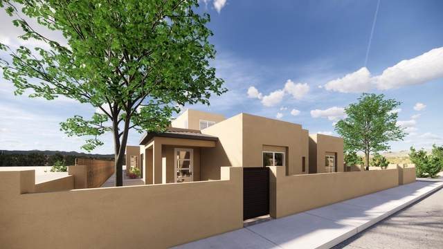 42 Blue Feather Road, Santa Fe, NM 87508 (MLS #968889) :: The Bigelow Team / Red Fox Realty