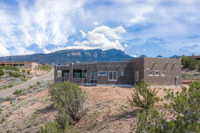 2 Tiwa Trail, Placitas, NM 87043 (MLS #968967) :: The Buchman Group