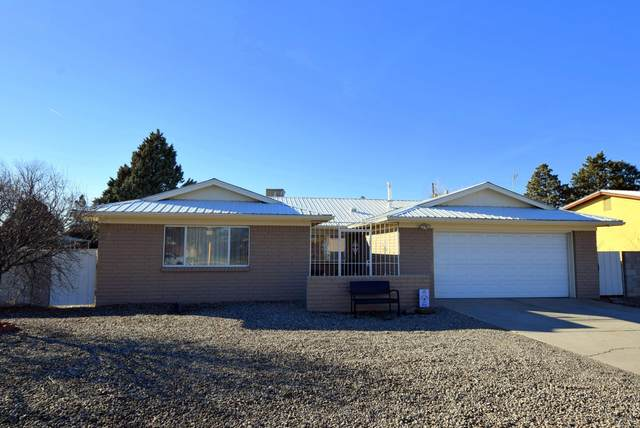 3101 San Isidro Street NW, Albuquerque, NM 87107 (MLS #969122) :: Campbell & Campbell Real Estate Services