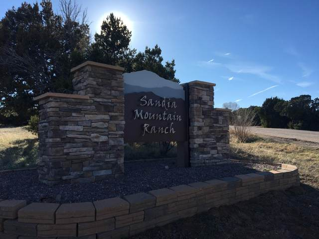 52 Sandia Mountain Ranch Drive, Tijeras, NM 87059 (MLS #969352) :: The Buchman Group