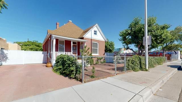 304 Broadway Boulevard SE, Albuquerque, NM 87102 (MLS #969432) :: The Buchman Group