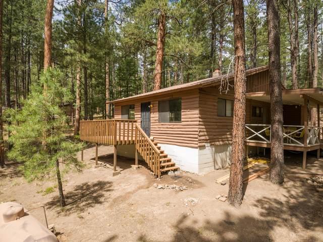 155 Horseshoe Loop, Jemez Springs, NM 87025 (MLS #969457) :: Sandi Pressley Team