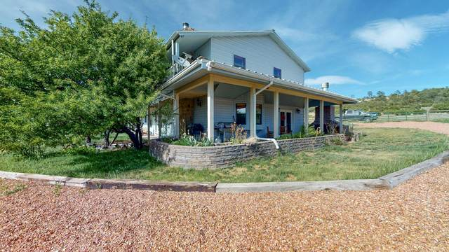 29 Mclaughlin Lane, Sandia Park, NM 87047 (MLS #969563) :: The Bigelow Team / Red Fox Realty