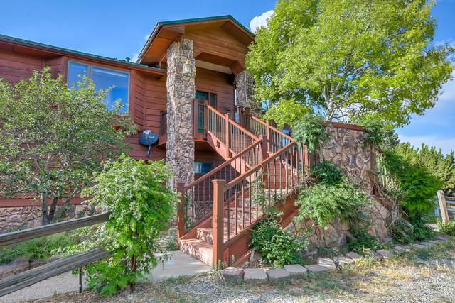 27 Autumnwood Court, Edgewood, NM 87015 (MLS #969783) :: Campbell & Campbell Real Estate Services