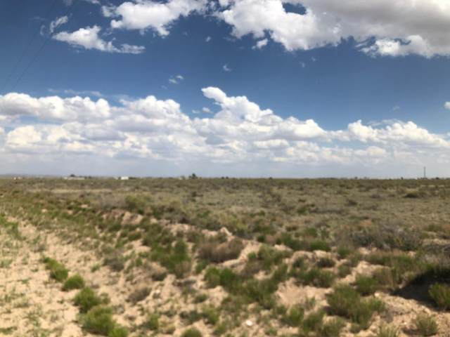 Via Jero Avenue, Moriarty, NM 87035 (MLS #969835) :: The Bigelow Team / Red Fox Realty