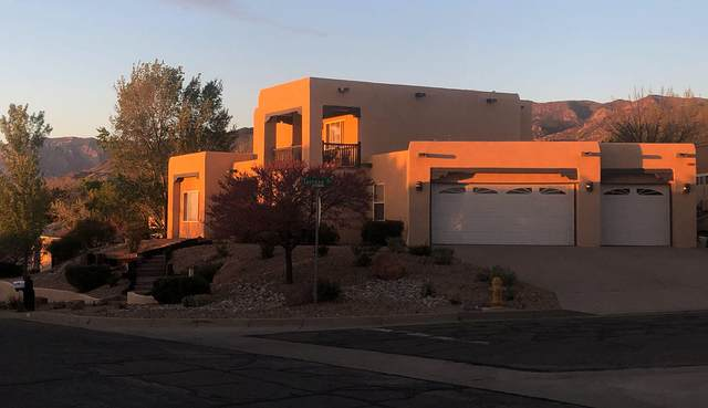 614 Navarra Way SE, Albuquerque, NM 87123 (MLS #969903) :: The Buchman Group