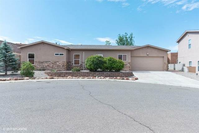 13632 Mountain West Court SE, Albuquerque, NM 87123 (MLS #970136) :: The Buchman Group