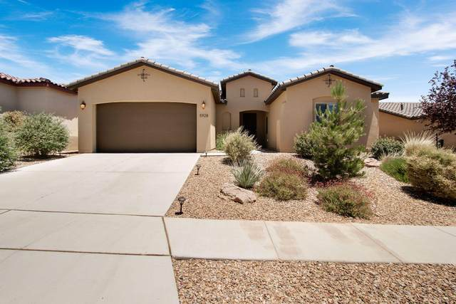5928 S Sandia Court NE, Rio Rancho, NM 87144 (MLS #970198) :: The Buchman Group