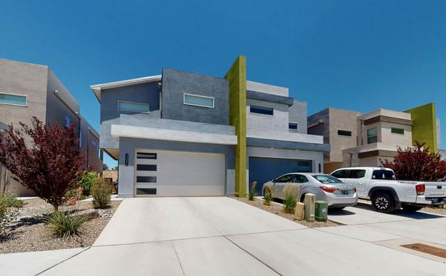 12047 Zanjero Road SE, Albuquerque, NM 87123 (MLS #970223) :: The Buchman Group