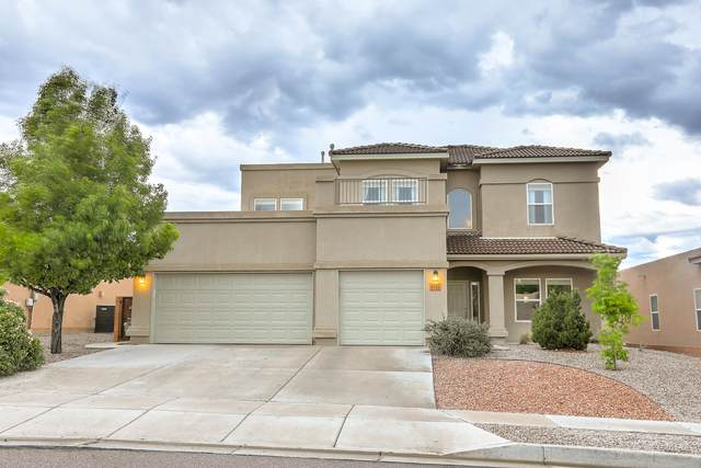 1926 Western Hills Drive SE, Rio Rancho, NM 87124 (MLS #970228) :: The Bigelow Team / Red Fox Realty