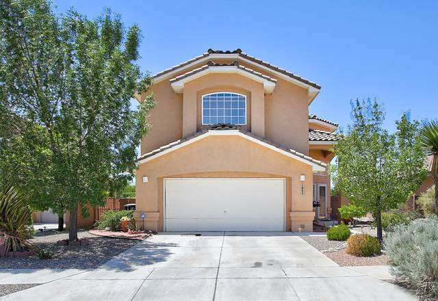 1805 Shadow Leader Drive SE, Albuquerque, NM 87123 (MLS #970275) :: Campbell & Campbell Real Estate Services
