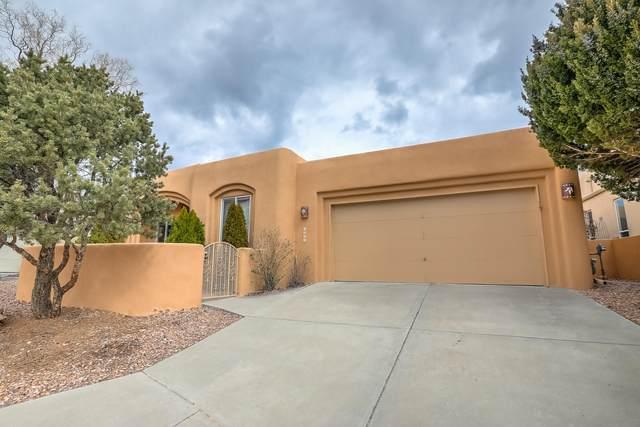 6300 Abiquiu Place NE, Albuquerque, NM 87111 (MLS #970328) :: The Bigelow Team / Red Fox Realty