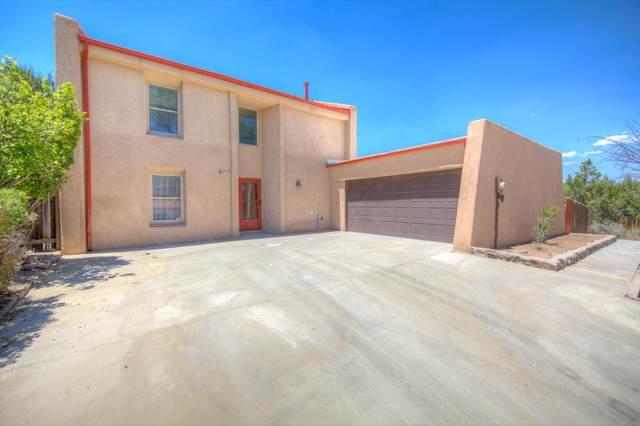 6593 Sahchu Lane, Cochiti Lake, NM 87083 (MLS #970390) :: The Buchman Group