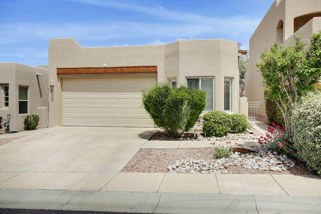 8839 Desert Finch Lane NE, Albuquerque, NM 87122 (MLS #970404) :: Campbell & Campbell Real Estate Services