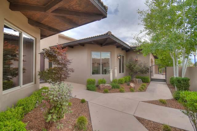 7900 Merissa Lane NE, Albuquerque, NM 87122 (MLS #970411) :: The Buchman Group