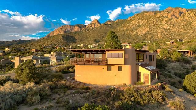 1 Tierra Monte Street NE, Albuquerque, NM 87122 (MLS #970413) :: Sandi Pressley Team