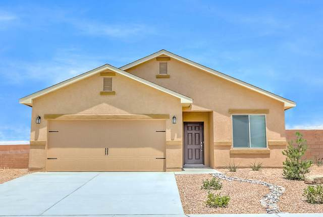 10059 Sacate Blanco Avenue SW, Albuquerque, NM 87121 (MLS #970491) :: Campbell & Campbell Real Estate Services