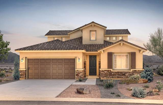 8704 La Pradera Way NE, Albuquerque, NM 87113 (MLS #970496) :: The Buchman Group
