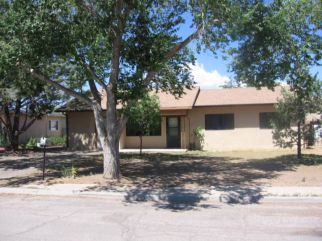 713 Caine Street, Socorro, NM 87801 (MLS #970525) :: Campbell & Campbell Real Estate Services