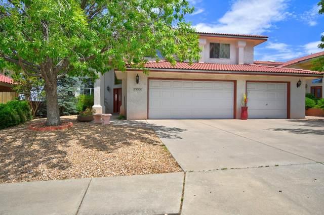7909 R C Gorman Avenue NE, Albuquerque, NM 87122 (MLS #970660) :: Campbell & Campbell Real Estate Services