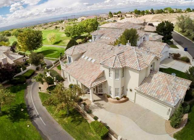 7005 Sky Valley Way NE, Albuquerque, NM 87111 (MLS #970680) :: Campbell & Campbell Real Estate Services