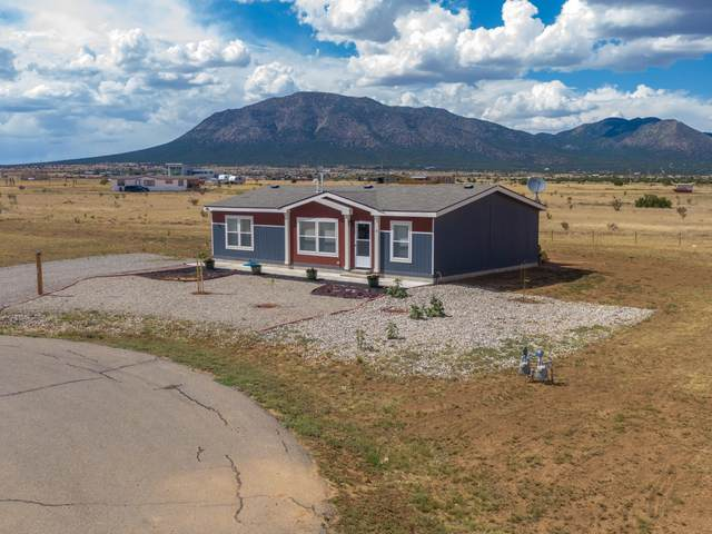 6 Cob Court, Edgewood, NM 87015 (MLS #970730) :: Campbell & Campbell Real Estate Services