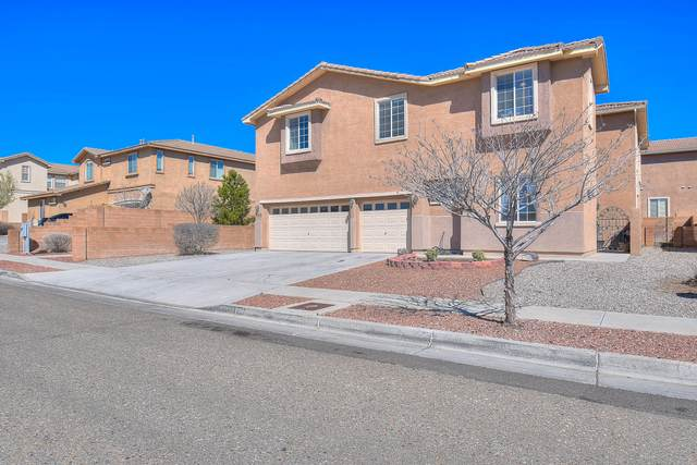7105 Tree Line Avenue NW, Albuquerque, NM 87114 (MLS #970754) :: The Bigelow Team / Red Fox Realty
