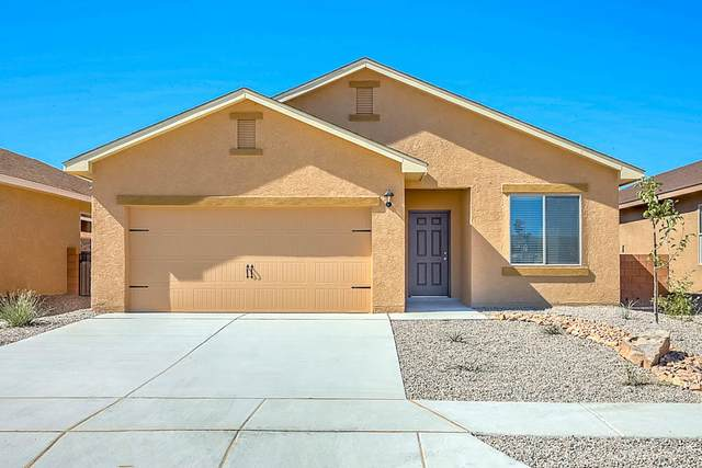 10035 Sacate Blanco Avenue SW, Albuquerque, NM 87121 (MLS #970767) :: Campbell & Campbell Real Estate Services